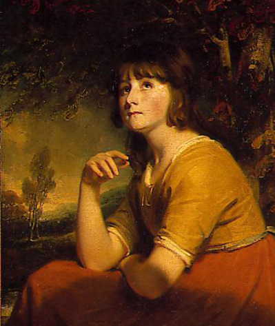 A Peasant Girl by Martin Archer Shee