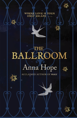 Image result for the ballroom anna hope book cover