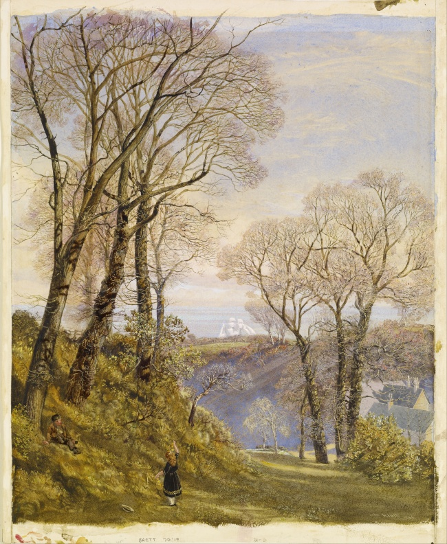 John_Brett_-_February_in_the_Isle_of_Wight_-_Google_Art_Project
