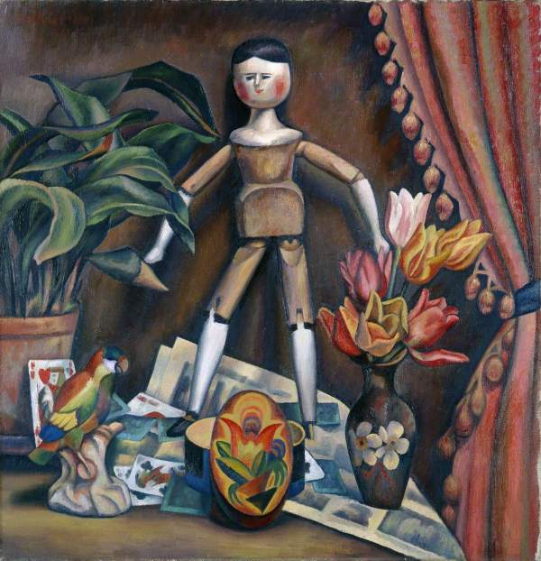 Gertler, Mark, 1891-1939; The Dutch Doll
