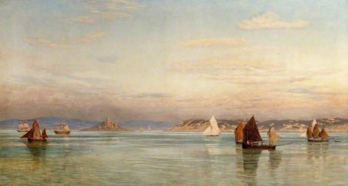 Brett, John; St Ives Bay; Glasgow Museums; http://www.artuk.org/artworks/st-ives-bay-83317