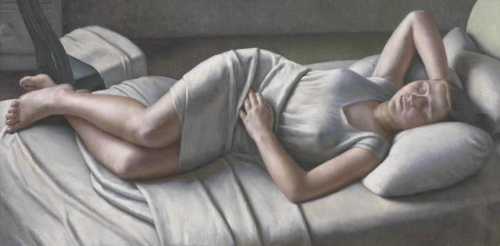Morning 1926 Dod Procter 1892-1972 Presented by the Daily Mail 1927 http://www.tate.org.uk/art/work/N04270